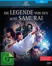 Die Legende von den acht Samurai - Extended Version (uncut), komplett mit der Original-DEFA-Synchro [Blu-ray]