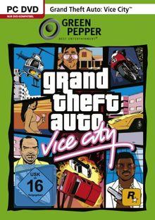 Grand Theft Auto: Vice City [Green Pepper]