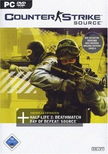 Counter Strike Source (DVD-ROM)