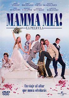 Mamma mia (Mamma Mía! La Película, Spanien Import, siehe Details für Sprachen)