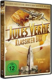 Jules Verne Klassiker Box [2 DVDs]