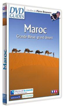 DVD Guides : Maroc, grande bleue, grand désert [FR Import]