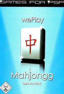 wePlay Mahjongg für PSP