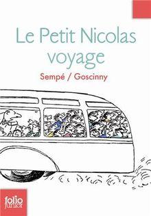 Le petit Nicolas en voyage (Folio Junior)