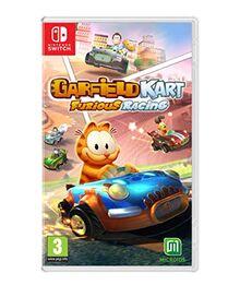 Garfield Kart Furious Racing Game Schalter