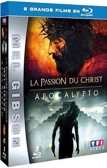 Mel Gibson-Coffret-La Passion du Christ + Apocalypto [Blu-Ray]