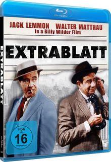 Extrablatt (Front Page) [Blu-ray]