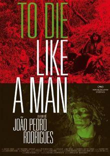 To die like a man (OmU)