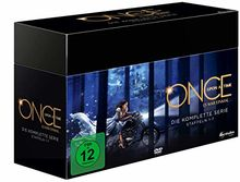 Once Upon a Time - Es war einmal ... Die komplette Serie (42 Discs)
