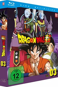 Dragonball Super - 3. Arc: Universum 6 - Episoden 28-46 [Blu-ray]