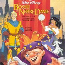 Le Bossu De Notre Dame (Bof)