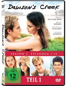 Dawson's Creek - Season 2, Vol.1 [3 DVDs]
