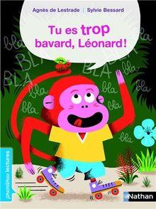 Tu Es Trop Bavard, Leonard!