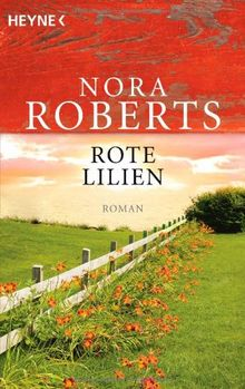 Rote Lilien