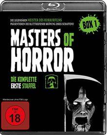 Masters of Horror - Komplette Staffel 1 [Blu-ray]
