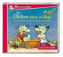 Die Olchis allein zu Haus und zwei Geschichten von Katharina Vöhringer und Ulrike Rogler (CD): OHRWÜRMCHEN-Hörbuch, ca. 30 min