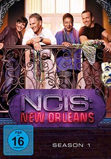 NCIS: New Orleans - Season 1 [6 DVDs]