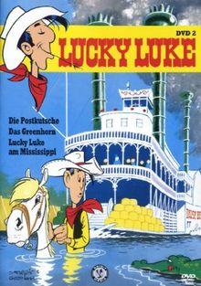 Lucky Luke - DVD 2