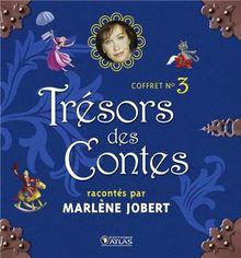 Le coffret Tresors Des Contes : Volume 2, 9 contes