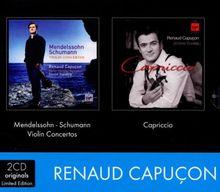 Mendelssohn,Schumann/Capriccio