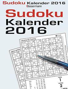 Sudokukalender 2016