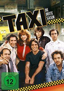 Taxi - Die dritte Season [4 DVDs]