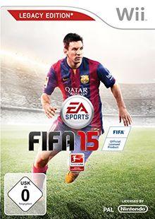 FIFA 15 - Standard Edition - [Nintendo Wii]