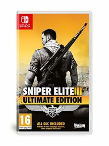 JustForGames - Sniper Elite 3 Ultimate Edition - Switch