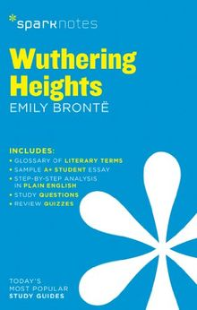 Wuthering Heights SparkNotes Literature Guide (SparkNotes Literature Guides)