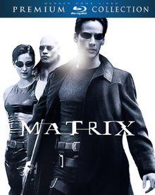 Matrix (Premium Collection) [Blu-ray]