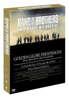 Band of Brothers - Wir waren wie Brüder. Die komplette Serie [6 DVDs]