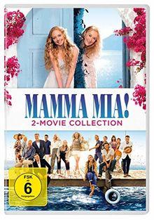 Mamma Mia! 2-Movie Collection [2 DVDs]