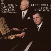"Glenn Gould Jubilee Edition: Beethoven: Concerto No. 5 ""Emperor"""