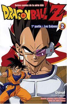 Dragon Ball Z, Tome 2 : Les Saïyens : Première partie