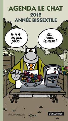 Mini Agenda le Chat 2012