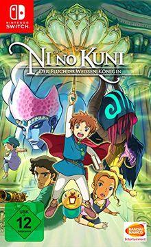 Ni no Kuni: Der Fluch der Weißen Königin - [Nintendo Switch]