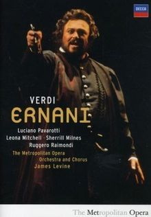 Verdi, Giuseppe - Ernani