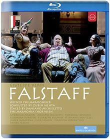 Giuseppe Verdi: Falstaff (Salzburger Festspiele 2013) [Blu-ray]