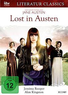 Lost in Austen - Jane Austen - Literatur Classics [2 DVDs]