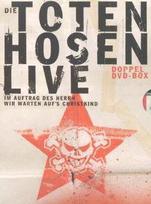 Die Toten Hosen - Im Auftrag des Herrn/Wir warten aufs Christkind (2 DVDs)