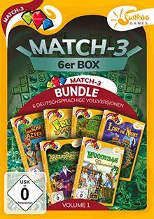 Match 3 6er Box 1