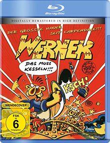 Werner - Das muss kesseln! [Blu-ray]
