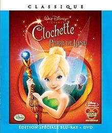 Clochette et la pierre de Lune [Blu-ray] [FR Import]
