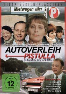 Pidax Serien-Klassiker: Autoverleih Pistulla - Die komplette 13-teilige Serie [2 DVDs]