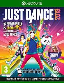 Just Dance 2018 Jeu Xbox One
