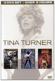 Tina Turner - Tina Turner Box [Collector's Edition] [3 DVDs]
