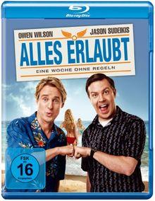 Alles erlaubt - Eine Woche ohne Regeln (Extended Cut) [Blu-ray]