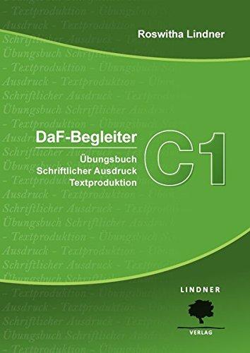 daf begleiter c1 bungsbuch schriftlicher ausdruck textproduktion - Testdaf Schriftlicher Ausdruck Beispiel