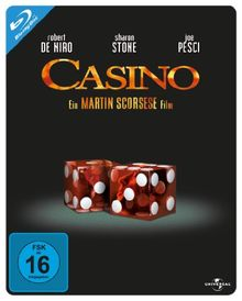 Casino - Steelbook [Blu-ray]