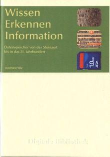 Horst Völz: Wissen - Erkennen - Information